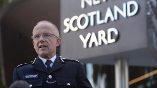Metropolitan Police Assistant Commissioner Mark Rowley