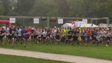 'Chariots of Fire' relay race