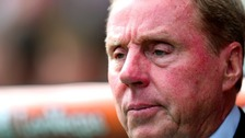Blues have parted company with Harry Redknapp