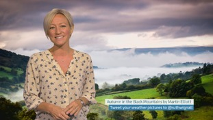 Wales Weather: Autumn continues!