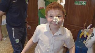 Brave Guernsey FC fan dies after long battle with leukaemia