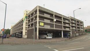 Broadmarsh car park