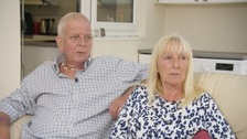 Pauline and Tony Bell lost their daughter to the disease in 2006