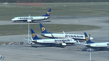 """Ryanair is being urged to release a full list of the flights it is cancelling because it """"messed up"""" the planning of pilots' holidays."""