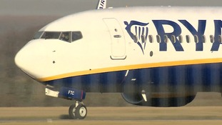 Ryanair is cancelling up to 50 flights a day until the end of October.