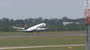 Ryanair said it was shelving up to 50 flights daily after an error in the planning of pilot holidays.