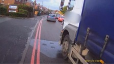 Operation to catch drivers too close to cyclists praised