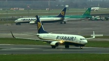 Yeovil grandmother 'angry' over cancelled Ryanair flight