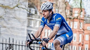 British ultra-endurance athlete Mark Beaumont cycles around world in 79 days to smash world record