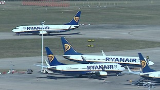 Ryanair passengers whose flights have been cancelled may be entitled to compensation.
