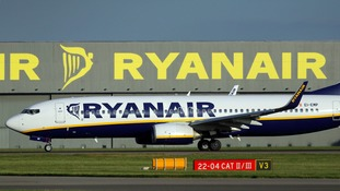 Dozens of flights from Stansted airport in Essex will be cancelled by Ryanair.