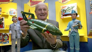 Gerry Anderson, creator of Thunderbirds, dies aged 83