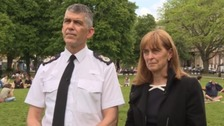 Police force warns of 'serious consequences' if cuts continue