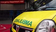 Ambulance service spend over £175k on agency paramedics