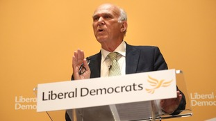 Sir Vince Cable urges 'political adults' to help him reverse Brexit