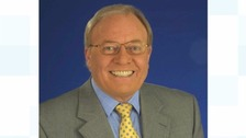 Final farewell to broadcasting legend Mike Neville