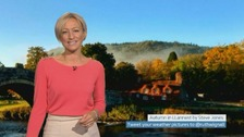 Wales Weather: A beautiful autumn day!