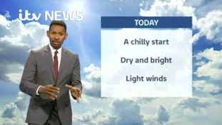 West Midlands Weather: A pleasant and settled day