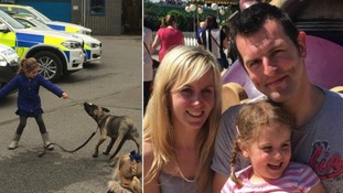 Puppy named after Police Interceptor's star who lost his battle with cancer