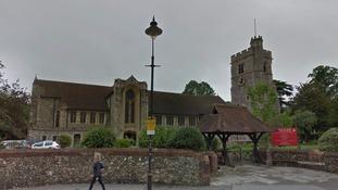 Bromley Parish Church