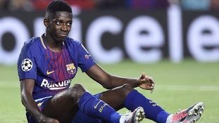 Barcelona manager Ernesto Valverde confident his side can cope without the injured Ousmane Dembele