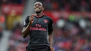 Welbeck ruled out until after next month's international break with groin injury