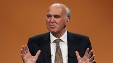 Cable: Lib Dems won't succeed as 'Ukip in reverse'