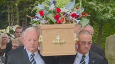 Broadcasting legend Mike Neville's final journey