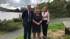 Ministers push deal to benefit North Wales economy