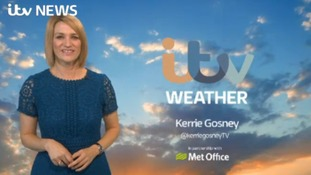 Weather with Kerrie - Into midweek