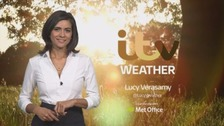 Weather: Mild with some early mist patches