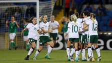 NI Women lose to Republic in World Cup qualifier