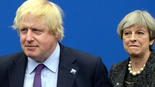 Does Boris Johnson want to quit?
