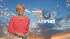 Wales Weather: Sunshine, to start!