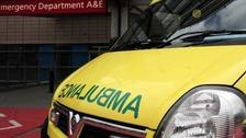 Nearly quarter of ambulance staff 'off with stress'