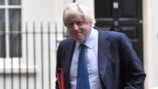 Boris Johnson's act of Brexit self harm