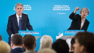 Philip Hammond has been pressing Mrs May to soften Brexit with a transition period.