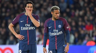 Rumours: Neymar demands Paris Saint-Germain sell Cavani in January, Mourinho wants Sanchez at Man Utd