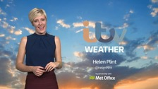 Helen Plint has the latest forecast