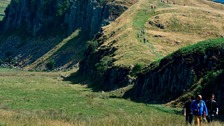 Perhaps Hadrian's Wall is your favourite location