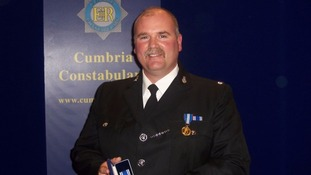 Cumbria Constabulary raise more than £1,300 in memory of PC Bill Barker