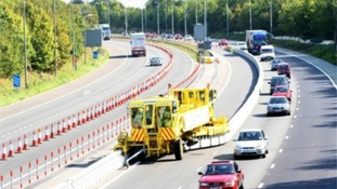 Quick Movable Barrier