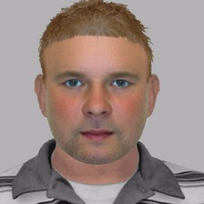 Police release e-fit in hunt for pub attacker who broke victim's jaw