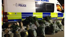 "Police seized the drugs from a property in the Bannerdale area of Sheffield which had a ""factory set up""."