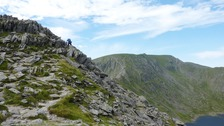 Could your favourite be the climb up Helvellyn?