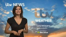 Lucy Verasamy has the latest forecast