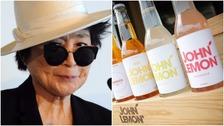 Yoko Ono in trademark row over 'John Lemon' drink