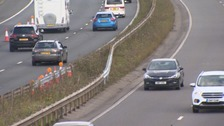 Police say formal identification of M5 collision victims will not be completed this week