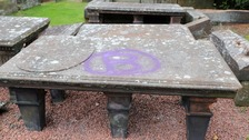 Man arrested over vandalism at Dumfries Church