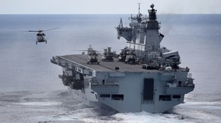 HMS Ocean
